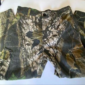 Redhead Youth Camo Cargo Pants